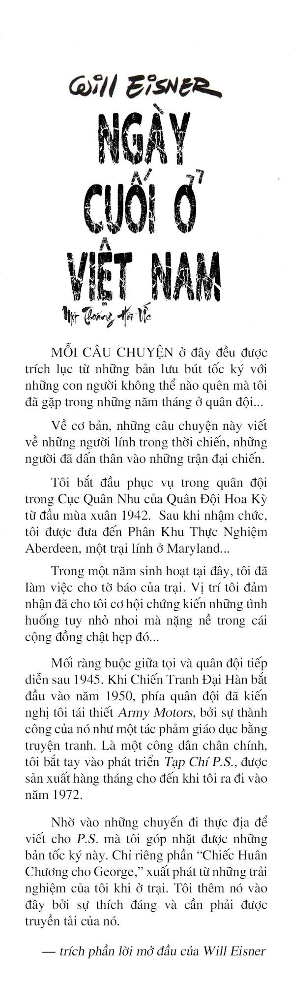 Ngày Cuối Ở Việt Nam