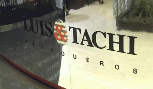 Luis y Tachi El Corte Inglés