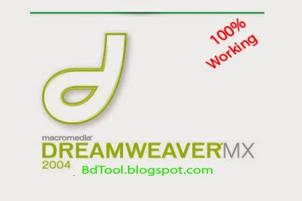 dreamweaver mx 2004 serial number free