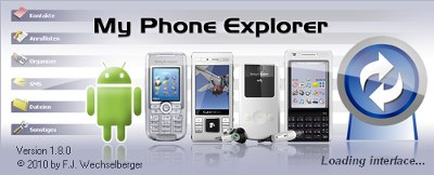 Logo MyPhoneExplorer 1.8.0
