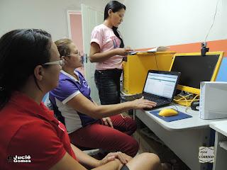 Escolas de Córrego contam com acesso a internet