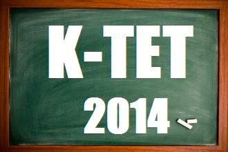 KTET Exam 2014