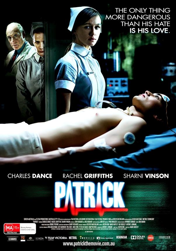 Póster Patrick (2013)