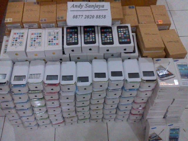 Stok Iphone 5s iphone 5