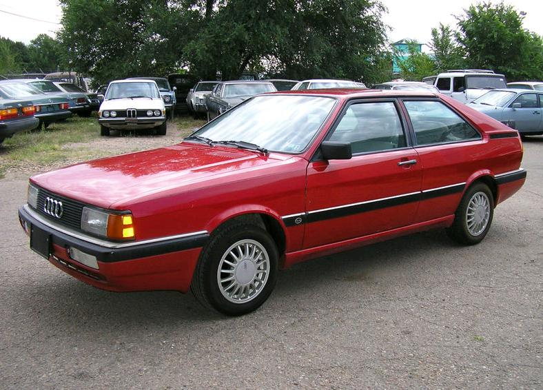 Just A Car Geek 1986 Audi Coupe GT And An eBay Seller Worth