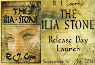 R.J. Loom's The Ilia Stone Release Day Launch & Giveaway