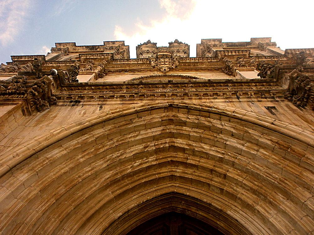 Alcobaca Monastery Portugal photo