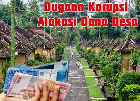 Dana Desa Aceh Utara Rp 35 M