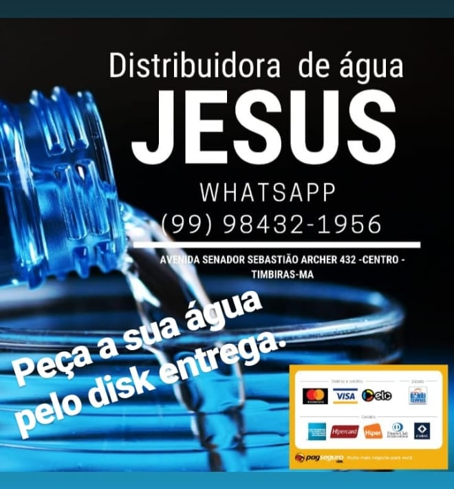 DISTRIBUIDORA DE ÁGUA JESUS