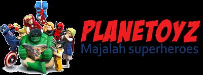 Planetoyz | Majalah Superhero