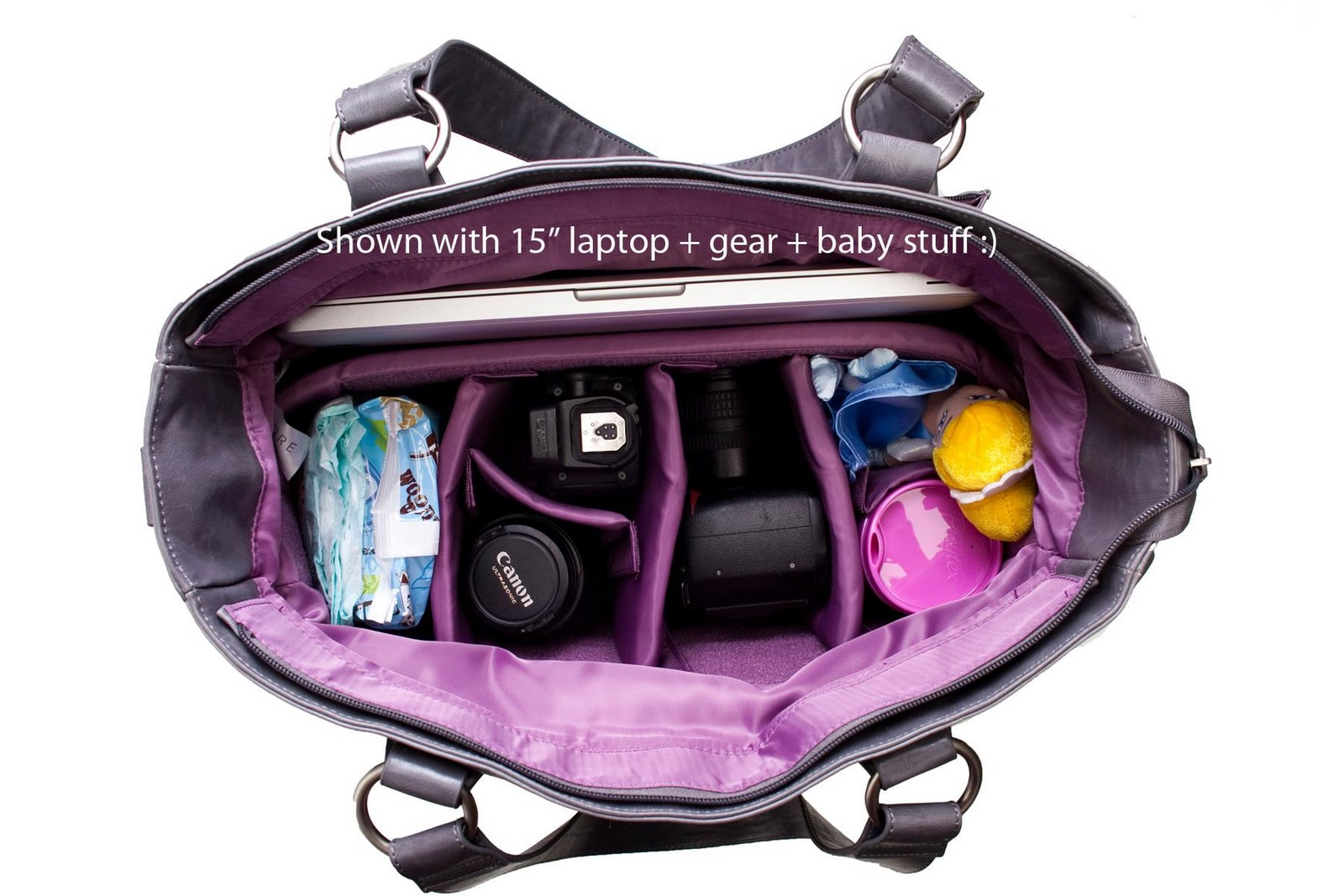 the good life blog]: Let's talk about diaper bags AND cameras