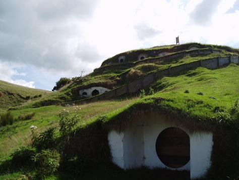 Art Sci Lord Of The Rings Inspires Real Hobbit Houses