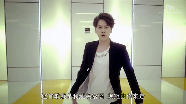 Super Junior-M Kyuhyun Swing