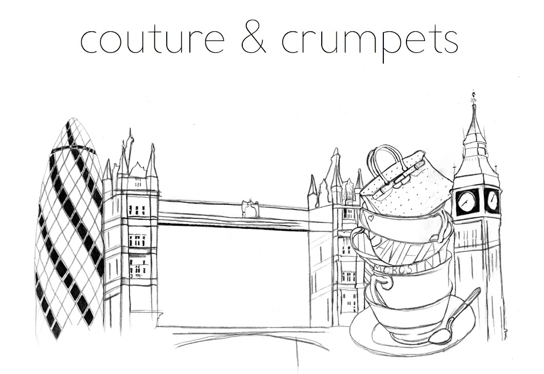 Couture &amp; Crumpets