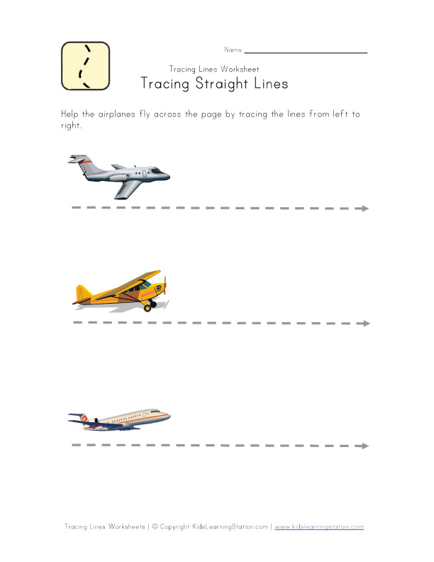 Drawing Lines Worksheet : تمارين ما قبل الكتابة بريسكول مـدونـة جـنـة الاطــفـال