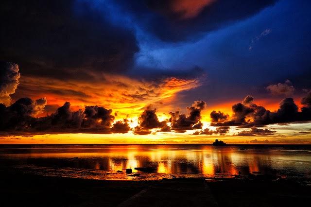 25 superb sunset spots around the world