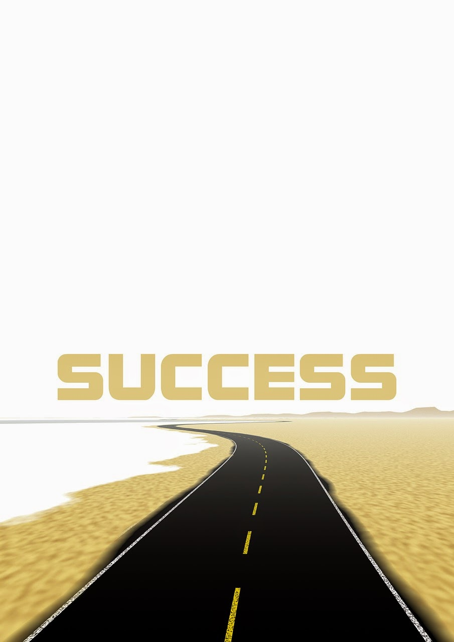 """A road with a sign, """"Success"""" at the end.  Image source: http://pixabay.com/p-115890/?no_redirect"""