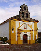 IGLESIA DE SANTA ELENA (La Cardenchosa - Los Morenos)