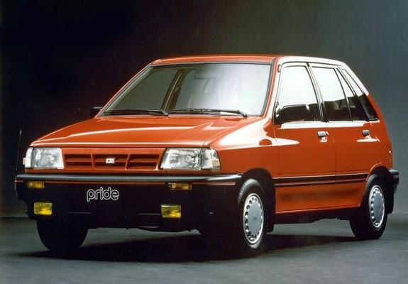 the ultimate car guide: kia pride hatchback - generation 1 (1990-2004), Wiring diagram
