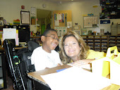 Damian & His 2nd Grade Teacher