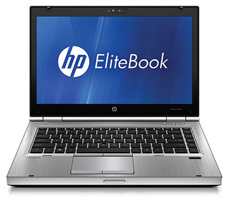 HP EliteBook 8460p And 8560p Laptops