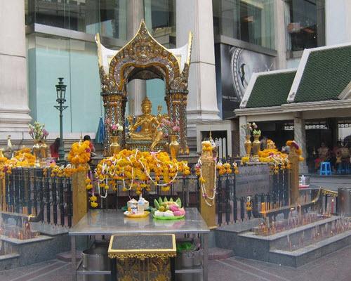 Four Faces Buddha Thailand