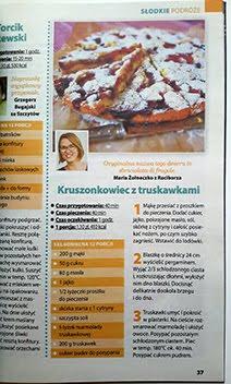 Publikacja w Najlepsze Ciasta 11(4)/2016