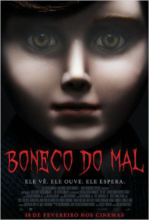 Boneco do Mal Dublado Brasileiro