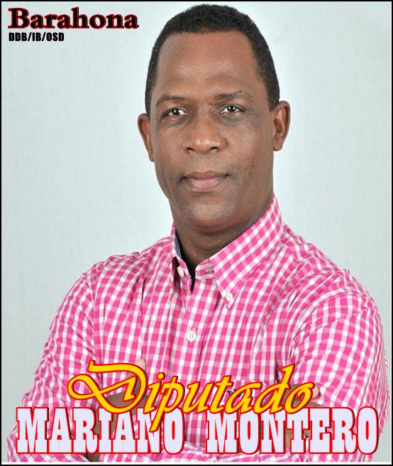 DIPUTADO MARIANO MONTERO PLD BARAHONA
