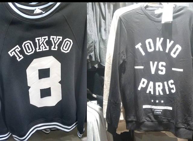 Sudaderas Tokyo