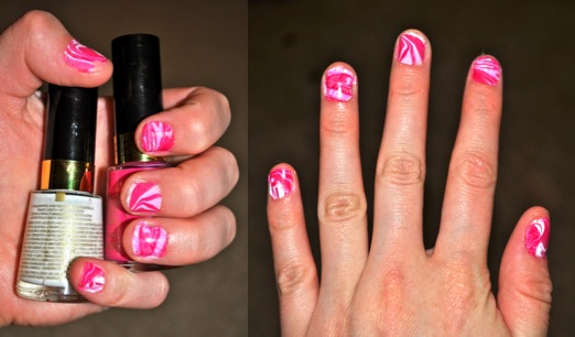 The Exciting Do it yourself nail designs with scotch tape Images