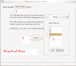 Cara Instal Game PS2 Dengan USBExtreme