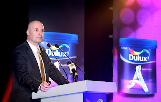 Jeremy Rowe, Managing Director, South East & South Asia, Middle East, AkzoNobel Decorative Paints