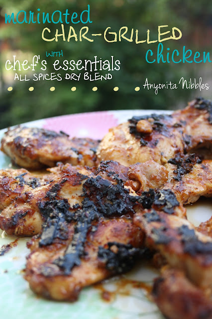 Chef's Essentials Marinated Char-Grilled Chicken from www.anyonita-nibbles.com