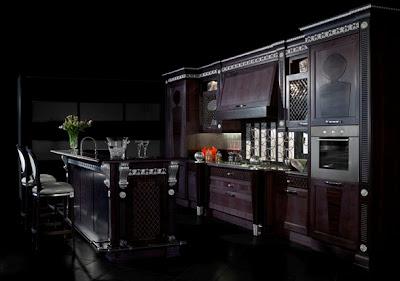 cocinas de lujo