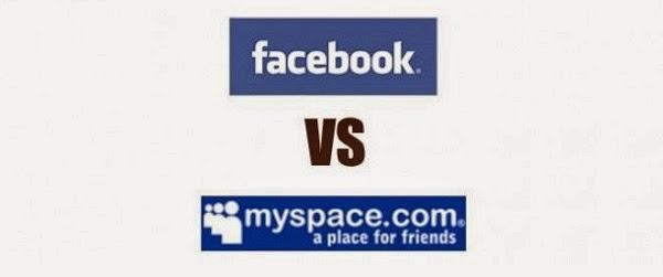 Facebook vượt mặt MySpace để trở thành mạng xã hội lớn nhất trên Internet