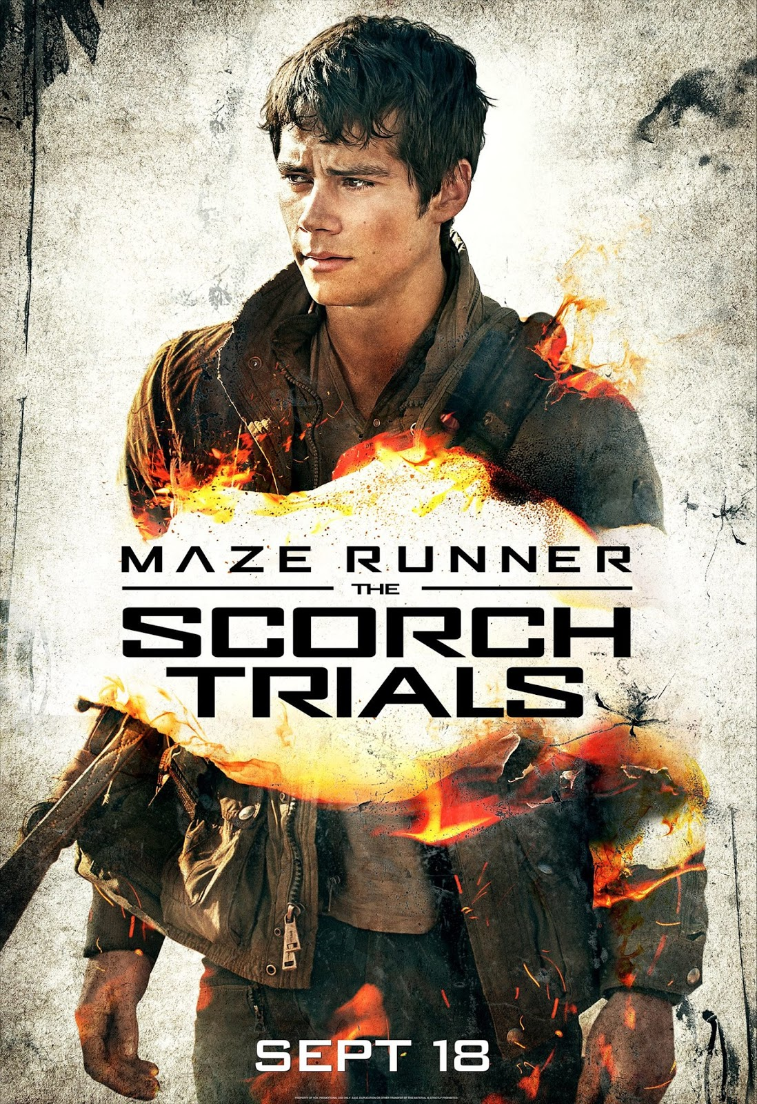 Maze Runner: The Scorch Trials (Thomas)
