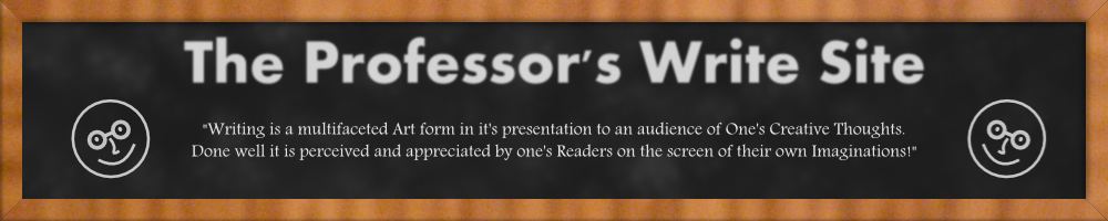 The Professor's Write Site