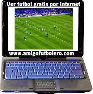Como ver fútbol gratis en Internet sin cortes ni publicidad