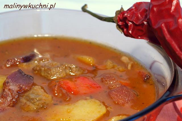gulaszowa zupa