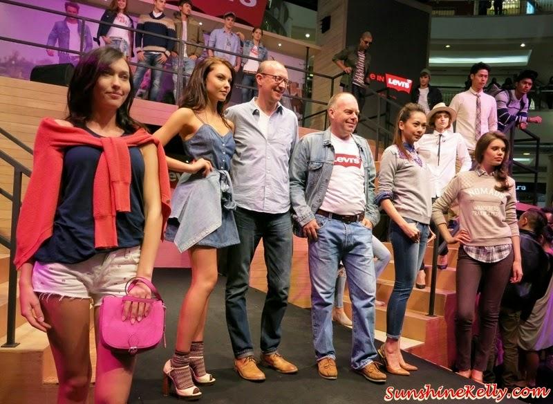 Live in Levi's, Levi's, Levi's Jeans, Suria KLCC