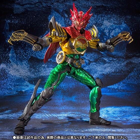 Kamen Rider Meisters: S.I.C. - - 130.7KB