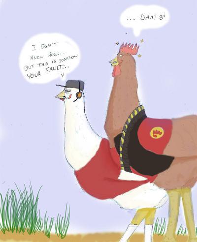 Mơ thấy bạn mời ăn thịt gà