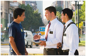 Talk With the Missionaries!