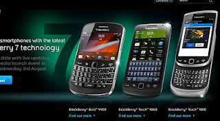 BlackBerry Torch