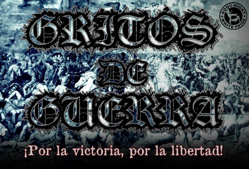 xGRITOS DE GUERRAx