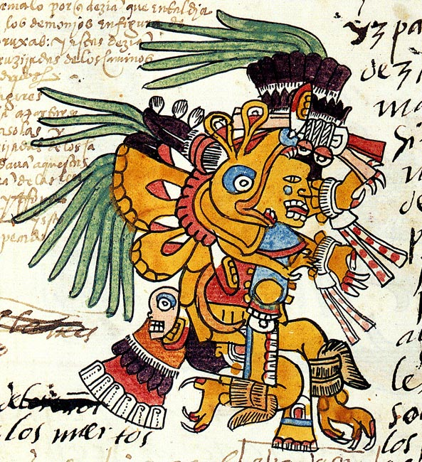 Ancient Cultures of South America: The Return of Quetzalcoatl.