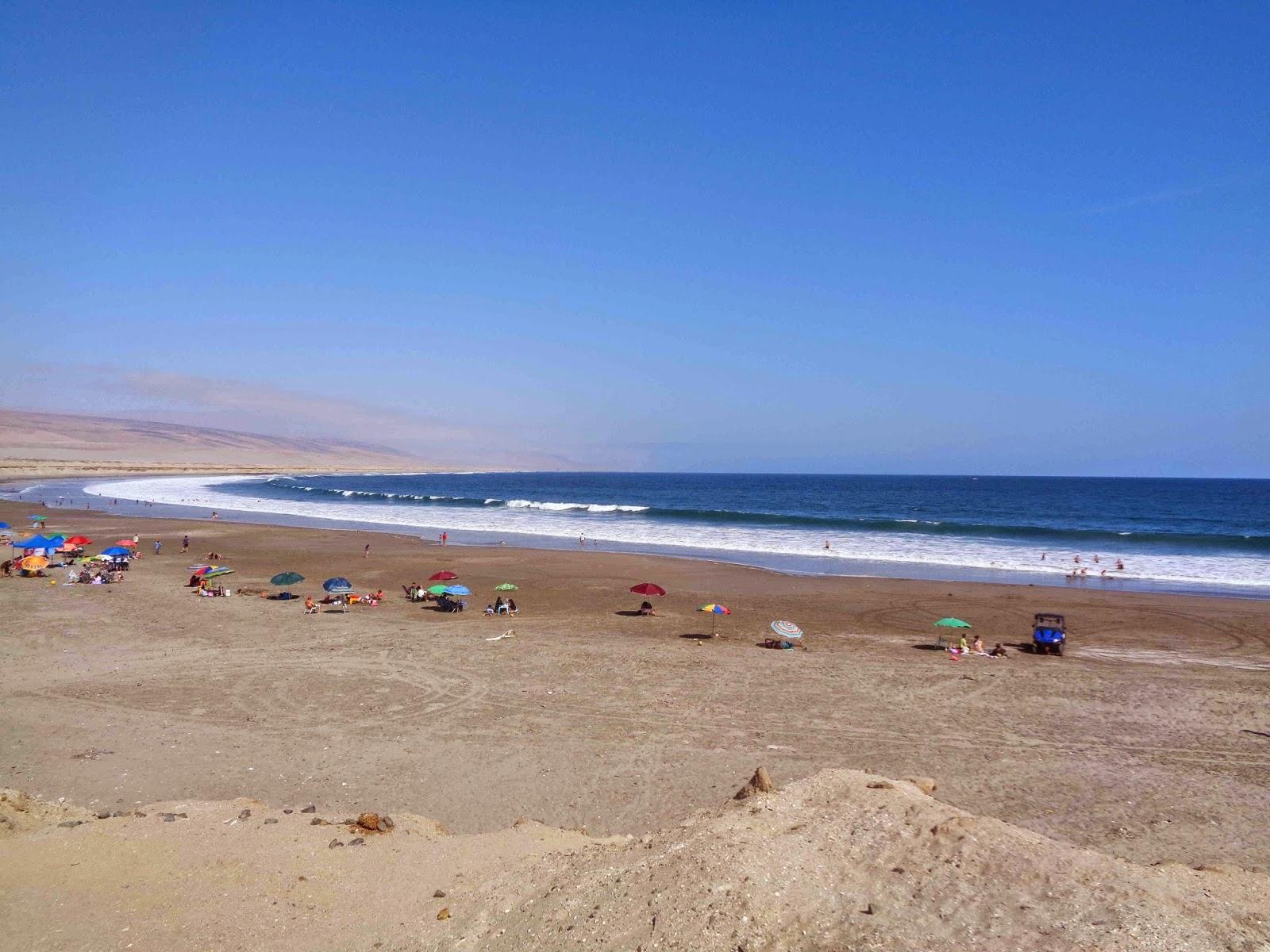 Arequipa Beach Pacific Ocean