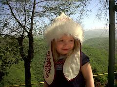 Cutie Kazakh babe
