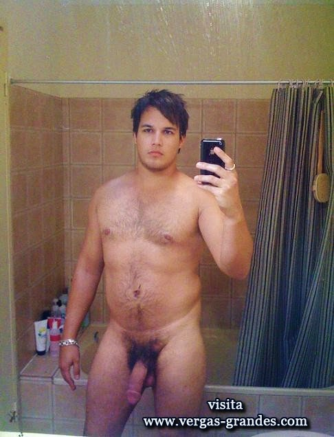 Trozo escondido gordito gay